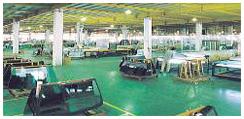 завод компании Бенсос изнутри